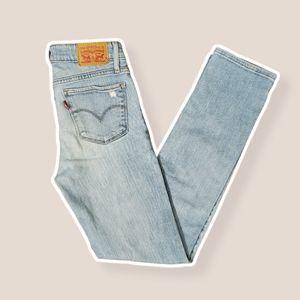 Levi's 721 Slim Etroit Jeans size 26